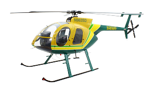 800 Size SuperScale(TM) MD500 (Green/Gold)