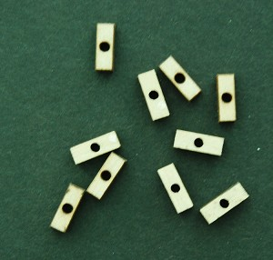 470 size wooden spacers for servo