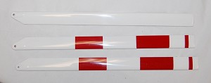 Main rotor Blade 3/Set for AS350 (470 size)