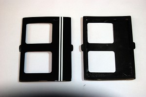 600 size UH-60 Door set (Presidential Blackhawk)