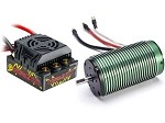 CASTLE CREATIONS MAMBA MONSTER 1:8TH 25V ESC V2 W/2200KV MOTOR