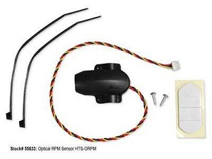 HITEC HT-ORPM OPTICAL RPM SENSOR