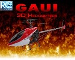 GAUI HURRICANE 550 CFS (CARBON SIDE FRAMES) VERSION