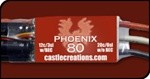CASTLE CREATIONS PHOENIX 80 BRUSHLESS SPEED CONTROLLER