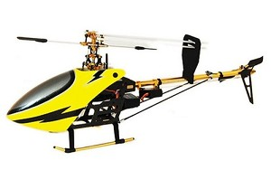 Full House Helis 250-Size Carbon Fiber & Metal Kit