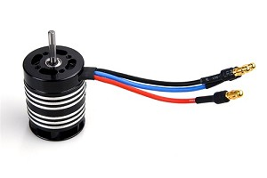 3600kv Motor (Designed for 450 & 480 Size RC Helicopters)