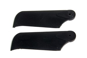 500 Size Tail Blade - Plastic