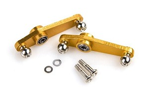 450 Size Flybar Control Arm Set