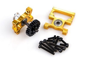 450 Size Tail Drive Gear Set
