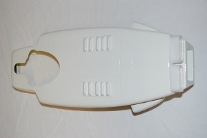 Top Cover UH-1N Rescue (600 size)white