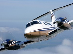 Beechcraft B200 Super King Air Composite ARF (Coming Soon)