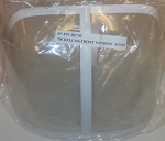 700 SIZE BELL 206 WINDSHIELD (WHITE GELCOAT)