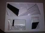 500 SIZE AIRWOLF TAIL FIN SECTION