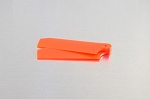 Tail Blade Set Trex 500 Neon Orange 72mm