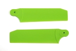 Tail Blade Set Extreme Edition Neon Lime 104mm
