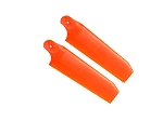 Tail Blade Set Extreme Edition Neon Orange 84.5mm