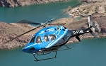 700 size SuperScale(TM) Bell 429 Blue