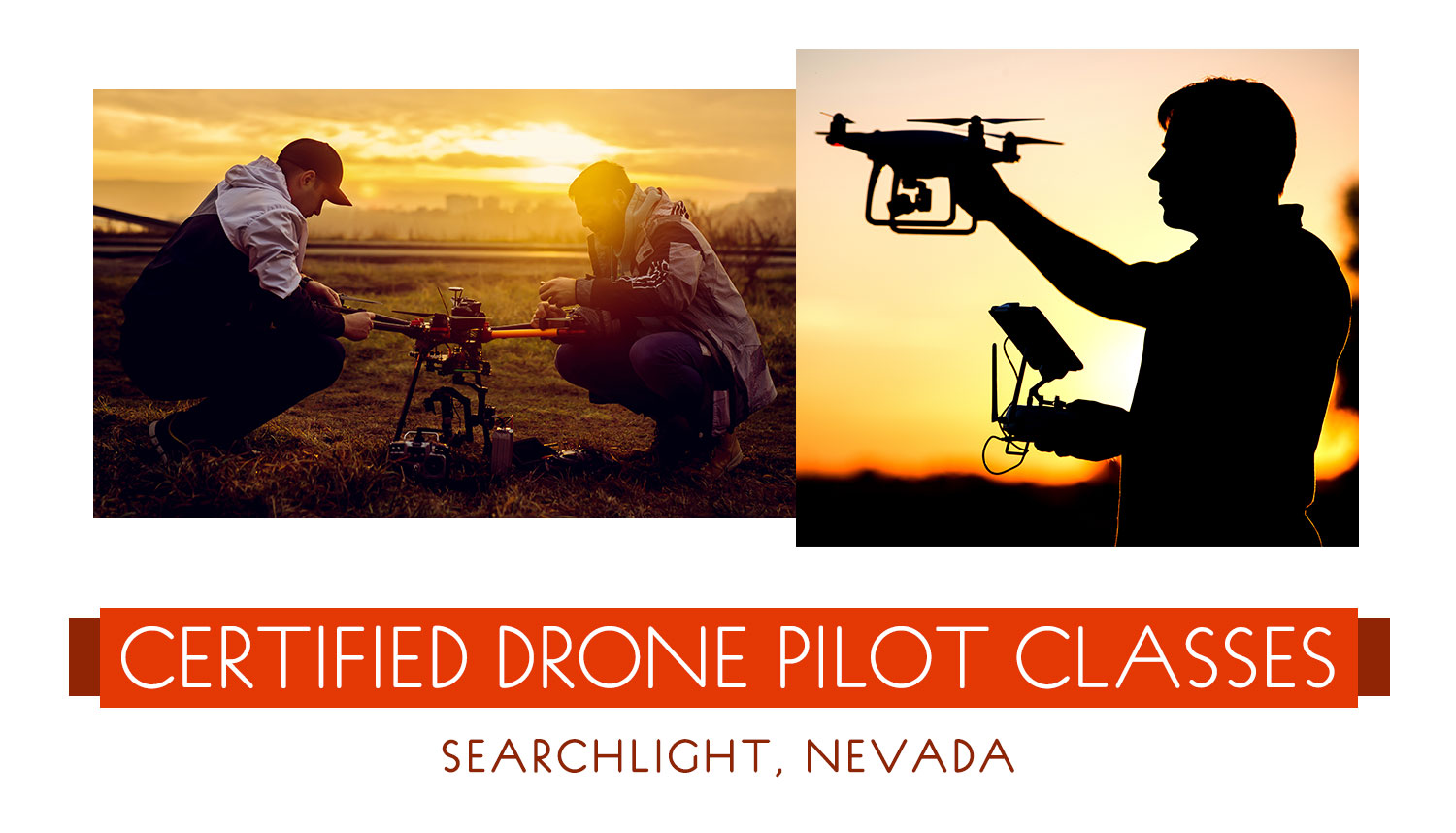 Certified Drone Pilot Classes in Searchlight, Nevada