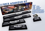 5-Piece Dura-Block Kit (AF 4401, AF4402, AF4403, AF4409, AF4410) plus FREE Airbrush Action DVD - AF44XDVD