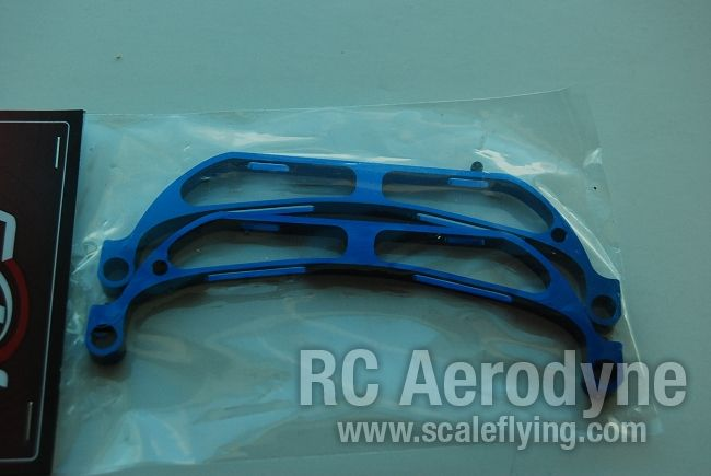 Metal Landing Skid(BLUE)