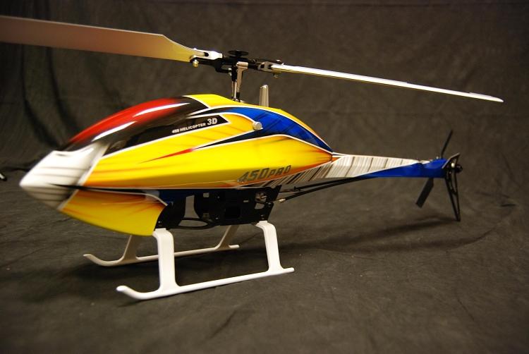 Trex 450 Pro Manual Pdf