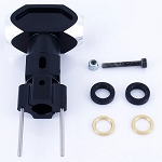 Metal Main Rotor Housing - Black