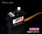 Power HD D65HB Servo