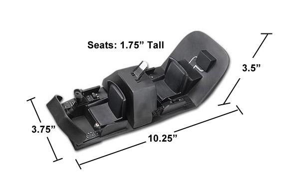 Scale Cockpit for AH-1 Cobra (500 Size)
