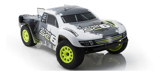 Kyosho - Ultima SC6 Readyset 1/10 2WD Short Course w/ Team Orion Motor/ESC