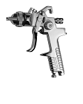 HVLP Spray gun 1.2MM Nozzle - 1120