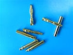 2.0MM Gold Connectors 10 Sets (20 pcs)