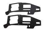 Carbon Fiber Upper Side Frame Set