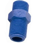 Spray Gun Disposable Adapters - BLUE - CE2-BLUE