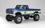 CARISMA - SCA-1E 1/10 SCALE '76 FORD F-150 4WD SCALE CRAWLER, RTR (324MM WHEELBASE) ORANGE