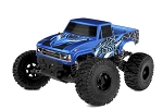 Corally - 1/10 Triton SP 2WD Monster Truck Brushed RTR (No Battery or Charger)