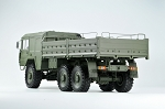 MC6 Military Truck Kit, 1/10 Scale, 6x6