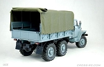 UC6 Truck Crawler Kit, 1/10 Scale, 6x6