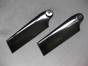 600 Size Carbon Tail Blade