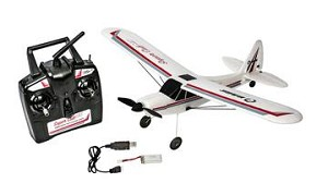 Rage R/C - Super Cub MX Micro EP 3-Channel RTF Airplane