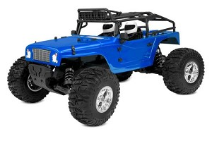Corally - 1/10 Moxoo SP 2WD Off Road Truck Brushed RTR (No Battery or Charger)