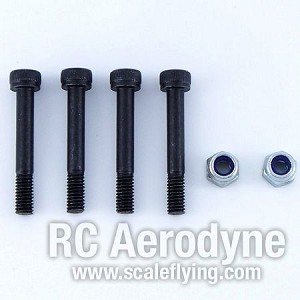 Main Blade Screws