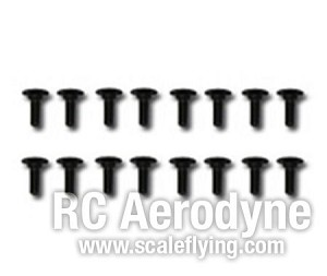 Socket Button Head Collar Screw