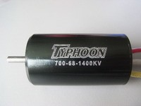 HET Typhoon Brushless Motor 2250KV