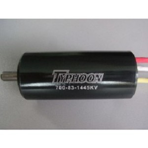 HET Typhoon Brushless Motor 1445KV