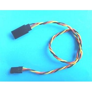 "JR   11.81""  Anti-interference Extension with 26 AWG heavy wires (300 mm)"