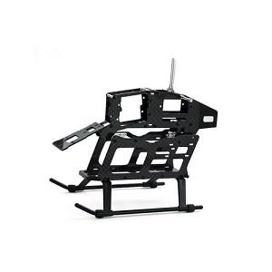 250 Size Carbon Fibre & Metal Main Frame Assembly